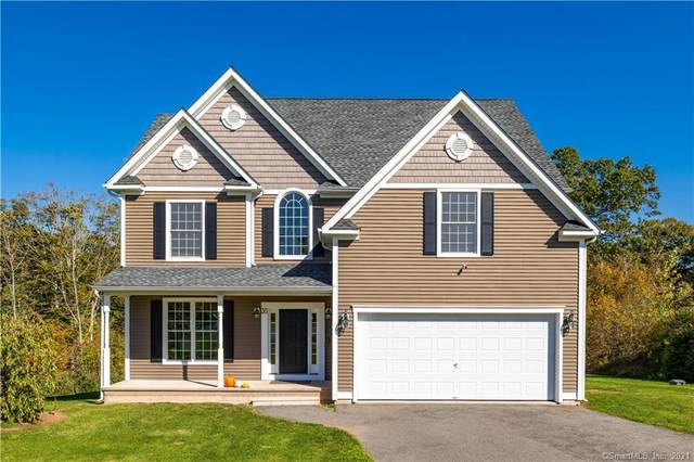 35 Martins Manor, Manchester, CT 06040 (MLS #170446923) :: Chris O. Buswell, dba Options Real Estate