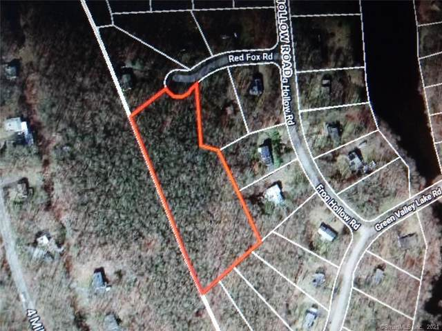 6 Red Fox Road, East Lyme, CT 06333 (MLS #170446926) :: Next Level Group