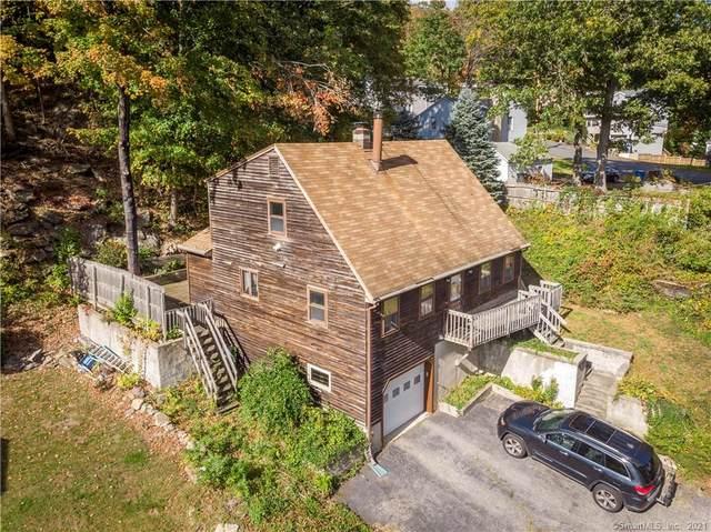 21 Ojibwa Road, Shelton, CT 06484 (MLS #170446932) :: Chris O. Buswell, dba Options Real Estate