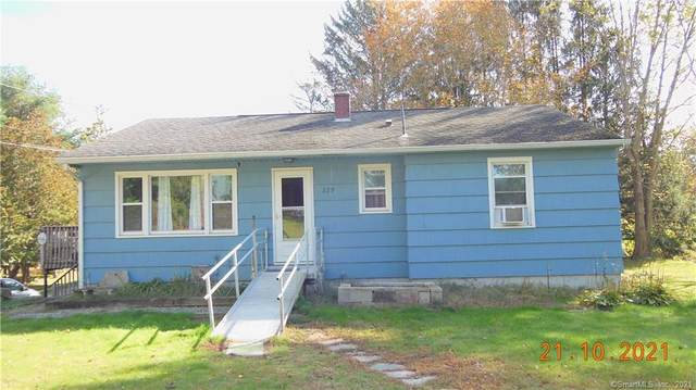 229 Old Canterbury Turnpike, Norwich, CT 06360 (MLS #170446946) :: Around Town Real Estate Team