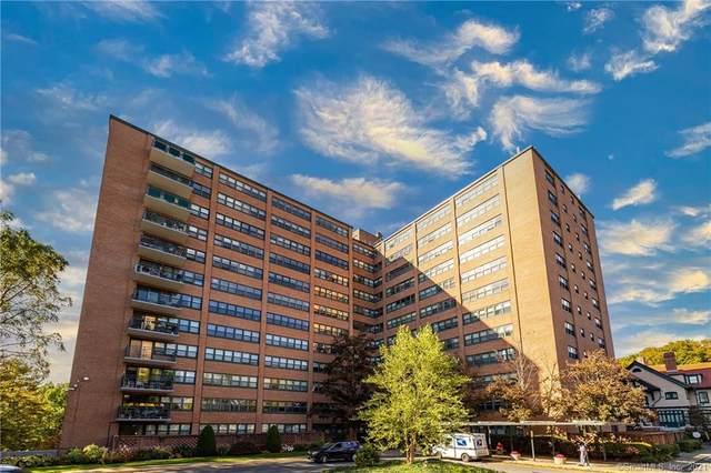 31 Woodland Street 8F, Hartford, CT 06105 (MLS #170446947) :: Spectrum Real Estate Consultants