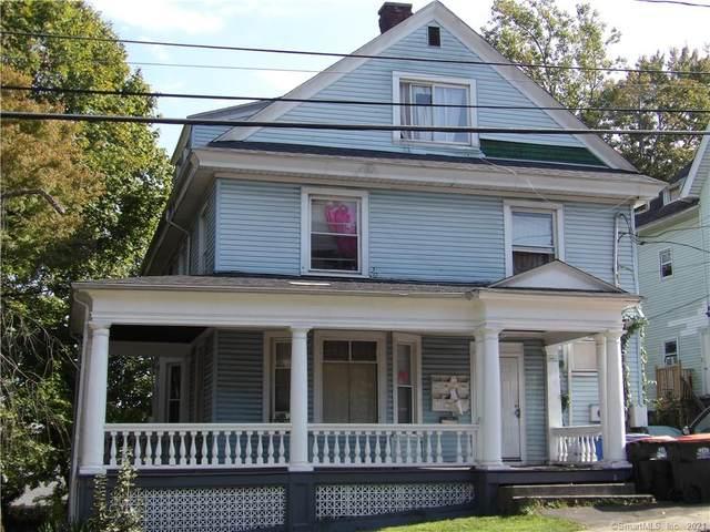 47 Lincoln Street, Meriden, CT 06451 (MLS #170446960) :: Spectrum Real Estate Consultants