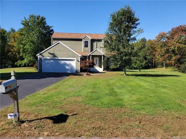 8 Parkside Drive, Colchester, CT 06415 (MLS #170446961) :: Forever Homes Real Estate, LLC