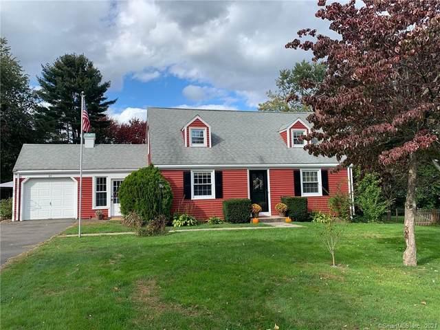 85 Wells Farm Drive, Wethersfield, CT 06109 (MLS #170446977) :: Linda Edelwich Company Agents on Main