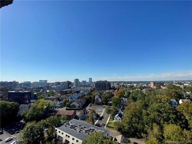 50 Glenbrook Road 16F, Stamford, CT 06902 (MLS #170446988) :: Michael & Associates Premium Properties | MAPP TEAM