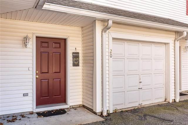 20 East Court 20A, Derby, CT 06418 (MLS #170446998) :: Chris O. Buswell, dba Options Real Estate
