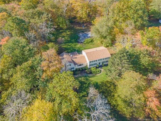 40 Brookwood Drive, Newtown, CT 06470 (MLS #170447001) :: Forever Homes Real Estate, LLC
