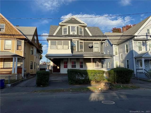 64 Poplar Street, Bridgeport, CT 06605 (MLS #170447007) :: The Higgins Group - The CT Home Finder