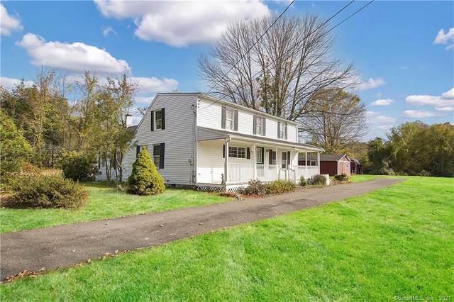 201 Leonard Road, Stafford, CT 06076 (MLS #170447014) :: Spectrum Real Estate Consultants