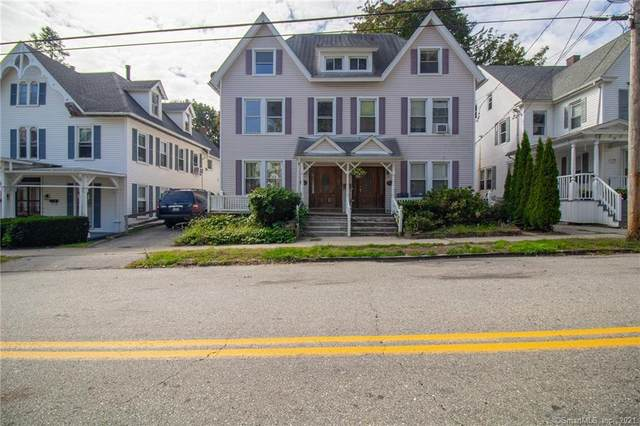 72 Mckinley Avenue #16, Norwich, CT 06360 (MLS #170447047) :: Chris O. Buswell, dba Options Real Estate