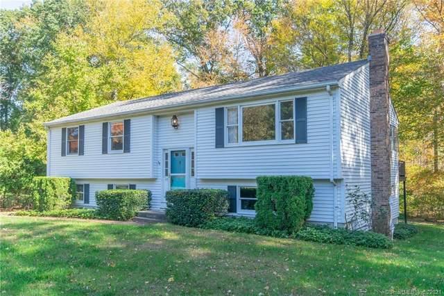 85 White Oak Road, Somers, CT 06071 (MLS #170447051) :: Spectrum Real Estate Consultants