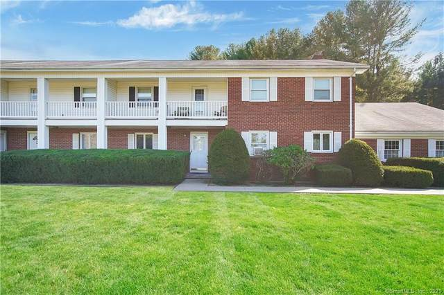 88 Sokol Road #11, Somers, CT 06071 (MLS #170447065) :: Next Level Group