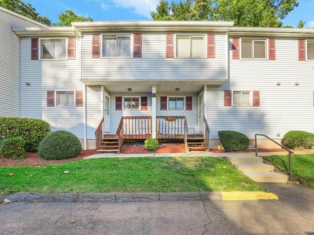 65 Russo Avenue H3, East Haven, CT 06513 (MLS #170447068) :: Realty ONE Group Connect