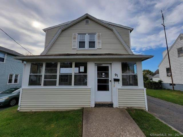 91 Hollister Street, Stratford, CT 06615 (MLS #170447074) :: Chris O. Buswell, dba Options Real Estate
