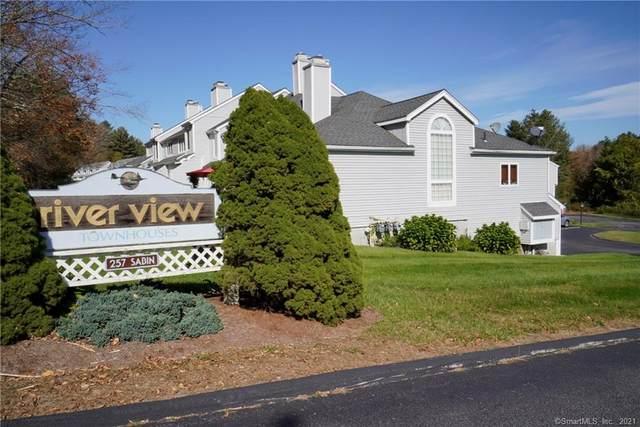 257 Sabin Street #16, Putnam, CT 06260 (MLS #170447078) :: Next Level Group