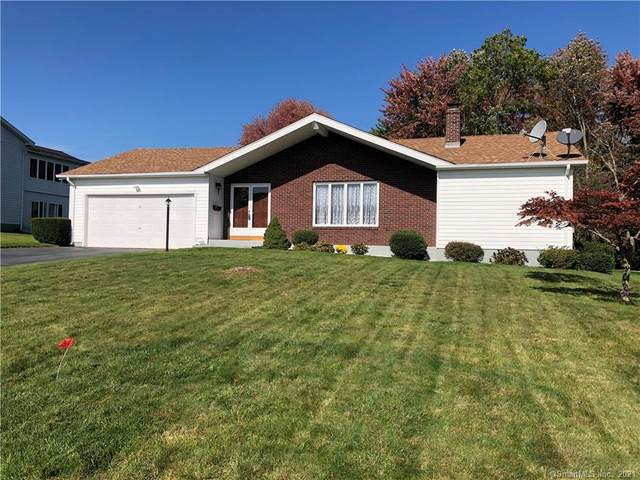 11 Briar Lane, Wethersfield, CT 06109 (MLS #170447081) :: Linda Edelwich Company Agents on Main