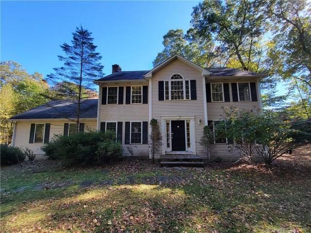 294 Railtree Hill Road, Woodbury, CT 06798 (MLS #170447084) :: Chris O. Buswell, dba Options Real Estate