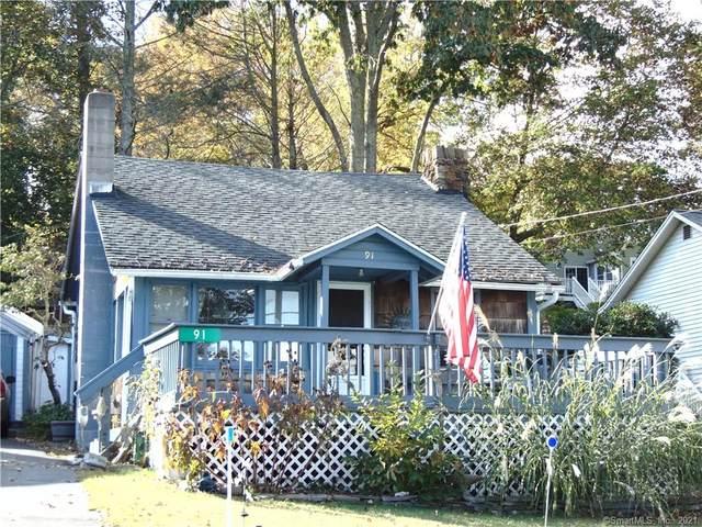 91 Wildwood Road, East Haddam, CT 06423 (MLS #170447090) :: Forever Homes Real Estate, LLC