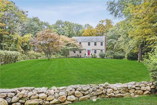 25 Liberty Street, Wilton, CT 06897 (MLS #170447111) :: Forever Homes Real Estate, LLC