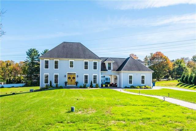 106 Northview Drive, Middletown, CT 06457 (MLS #170447115) :: Chris O. Buswell, dba Options Real Estate
