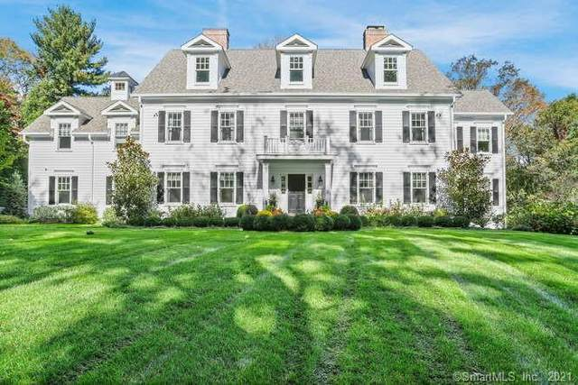 20 Dabney Road, New Canaan, CT 06840 (MLS #170447146) :: Chris O. Buswell, dba Options Real Estate