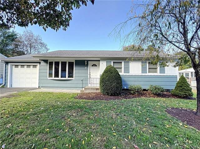 6 Brookwood Drive, Bethel, CT 06801 (MLS #170447150) :: Chris O. Buswell, dba Options Real Estate