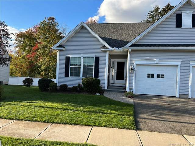 54 Brookview Place #54, Southington, CT 06479 (MLS #170447154) :: Chris O. Buswell, dba Options Real Estate