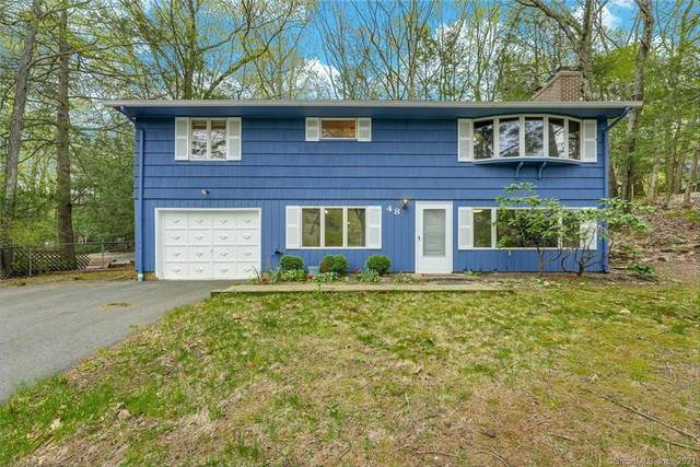 48 Trailsend Drive, Canton, CT 06019 (MLS #170447155) :: Chris O. Buswell, dba Options Real Estate