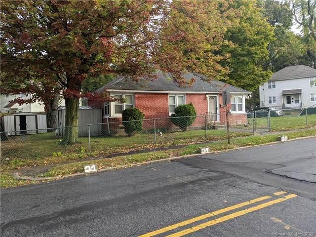 21 Pearl Harbor Place, Bridgeport, CT 06610 (MLS #170447280) :: Forever Homes Real Estate, LLC