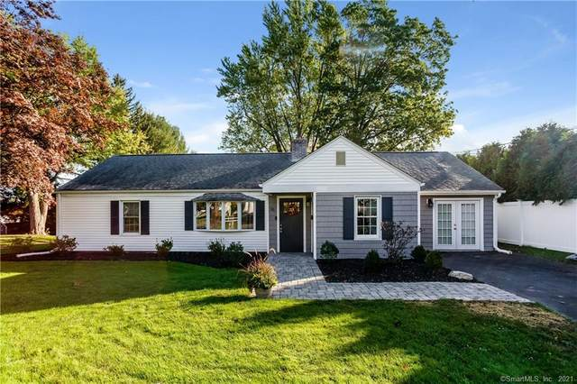 96 Mapleside Drive, Wethersfield, CT 06109 (MLS #170447312) :: Linda Edelwich Company Agents on Main
