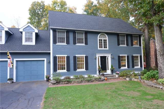 130 Oakridge, Farmington, CT 06085 (MLS #170447323) :: Chris O. Buswell, dba Options Real Estate