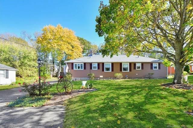 158 Circle Drive, Litchfield, CT 06750 (MLS #170447337) :: Alan Chambers Real Estate