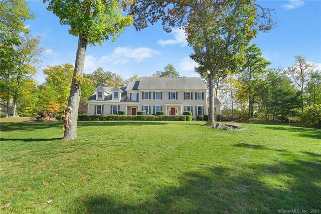 12 Mountain View Court, Oxford, CT 06478 (MLS #170447345) :: Chris O. Buswell, dba Options Real Estate