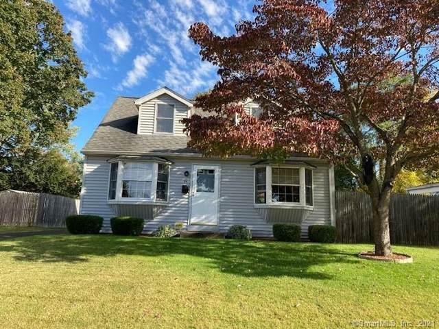 34 Winding Lane, East Hartford, CT 06118 (MLS #170447385) :: Chris O. Buswell, dba Options Real Estate
