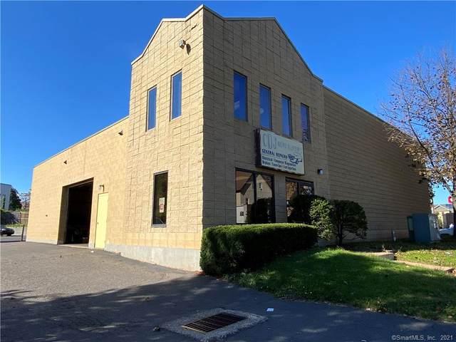 1795 Broad Street, Hartford, CT 06114 (MLS #170447417) :: Chris O. Buswell, dba Options Real Estate