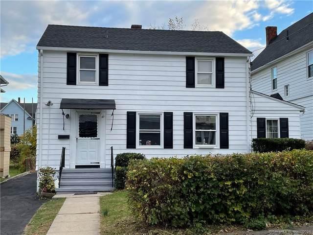 61 Chipman Street, Waterbury, CT 06708 (MLS #170447454) :: Forever Homes Real Estate, LLC