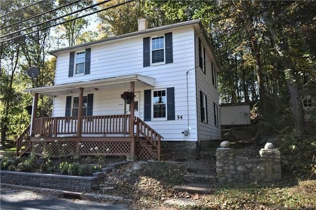 54 Main Street, Thompson, CT 06255 (MLS #170447455) :: Chris O. Buswell, dba Options Real Estate