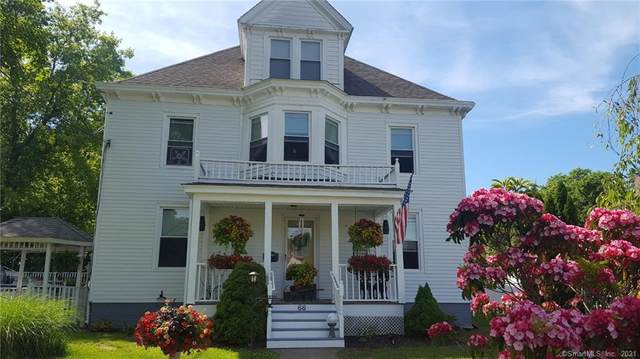 66 E Main Street, Griswold, CT 06351 (MLS #170447473) :: Forever Homes Real Estate, LLC