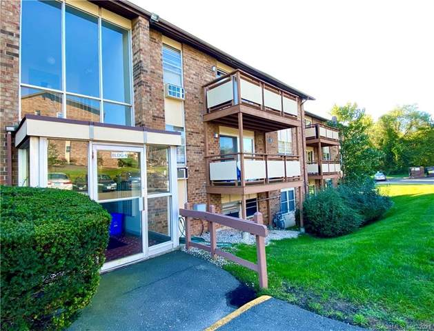 45 Jefferson Road 4-1, Branford, CT 06405 (MLS #170447495) :: Chris O. Buswell, dba Options Real Estate