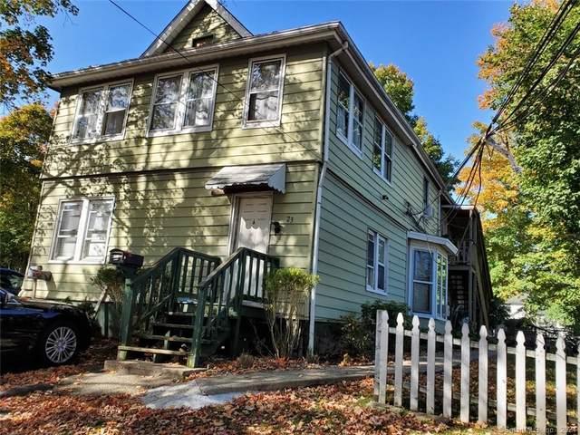 23 Spring Street, Danbury, CT 06810 (MLS #170447517) :: Chris O. Buswell, dba Options Real Estate