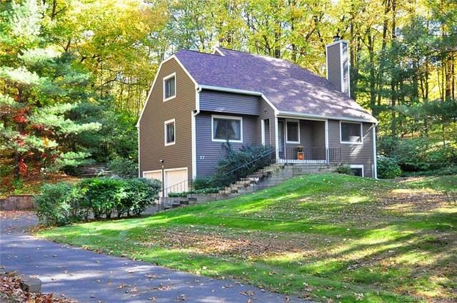 17 Wood Duck Lane #17, Simsbury, CT 06081 (MLS #170447533) :: RE/MAX Heritage