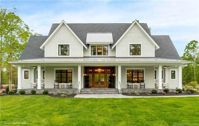 295 Chestnut Hill Road, Wilton, CT 06897 (MLS #170447535) :: RE/MAX Heritage