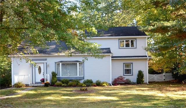 14 Shady Drive, Wallingford, CT 06492 (MLS #170447537) :: Carbutti & Co Realtors
