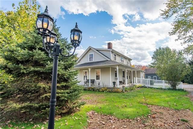 69 School Street, Plainfield, CT 06374 (MLS #170447539) :: Forever Homes Real Estate, LLC