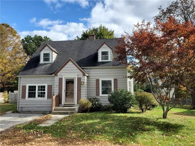25 Hurlbut Street, Putnam, CT 06260 (MLS #170447558) :: Forever Homes Real Estate, LLC