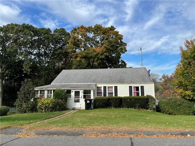 81 Lakeview Street, Meriden, CT 06451 (MLS #170447578) :: Chris O. Buswell, dba Options Real Estate