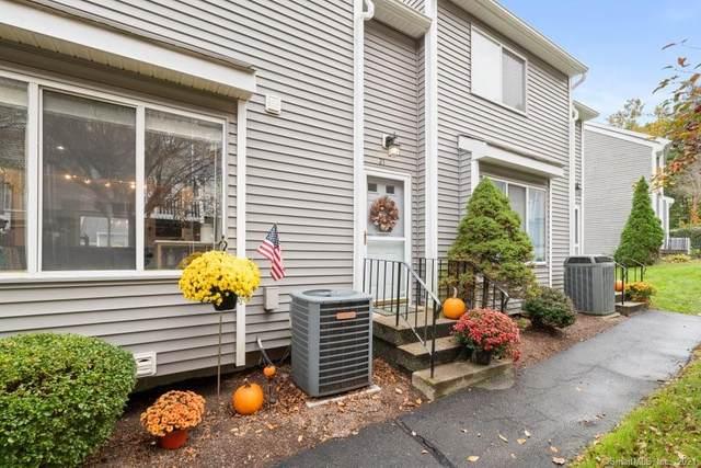 60 Padanaram Road D21, Danbury, CT 06811 (MLS #170447623) :: Chris O. Buswell, dba Options Real Estate