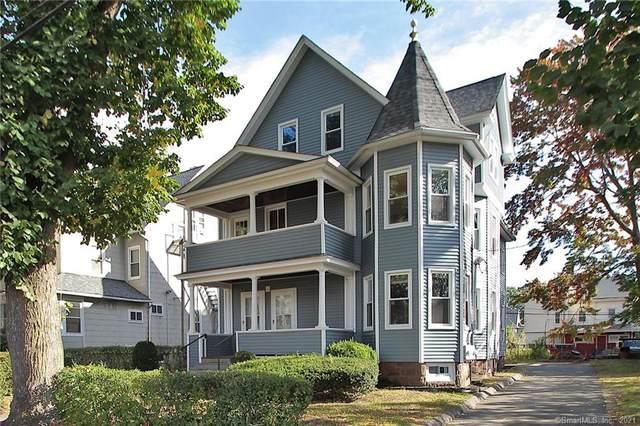 18 Newton Street, Hartford, CT 06106 (MLS #170447654) :: Chris O. Buswell, dba Options Real Estate