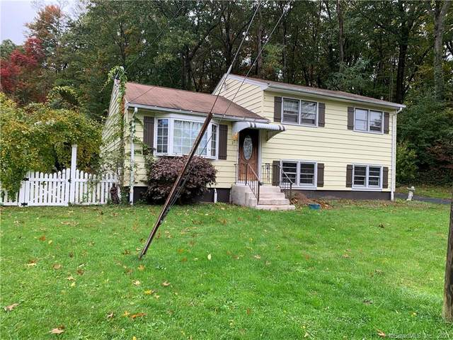 27 Dell Drive, East Haven, CT 06513 (MLS #170447691) :: Chris O. Buswell, dba Options Real Estate