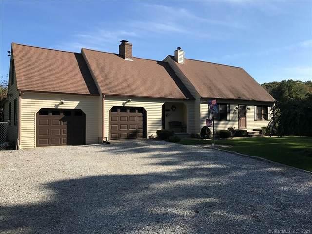 94 Carter Hill Road, Clinton, CT 06413 (MLS #170447698) :: Team Feola & Lanzante | Keller Williams Trumbull